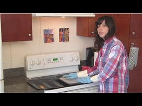 home cleaning instruction how to clean a grill pan youtube. Black Bedroom Furniture Sets. Home Design Ideas