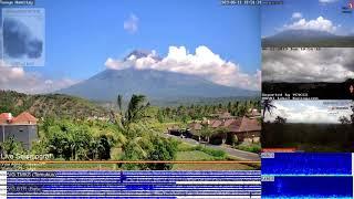 11/6/2019 - Mt Agung TimeLapse