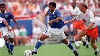 COPA 94 - Brasil X Holanda - Narração Galvão Bueno