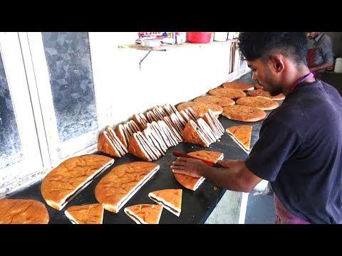 Hyderabadi Ka Famous Food Dilkushs | Making Of 200 Dilkush | Hyderabad Famous Bakery Foods