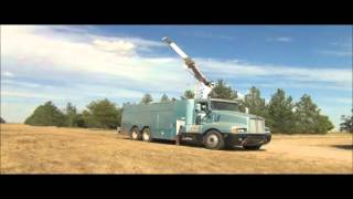 1990 Kenworth T600 service truck with crane for sale | sold at auction October 22, 2015