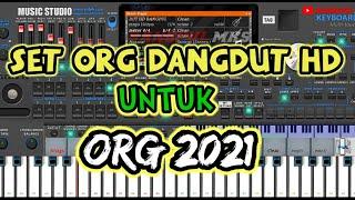 🔴SET DANGDUT HD    STYLE ORG 2021