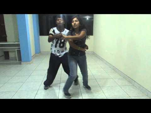 bailando salsa PAL BAILADOR