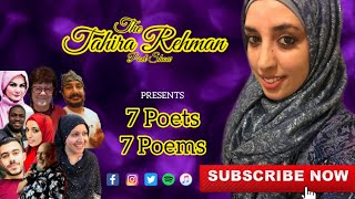 7 brave Poets share their FIRST ever Poem with you #poets #poems #podcast