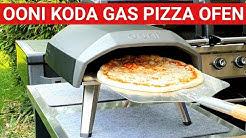♨️ GRILLBLITZ: Ooni Koda Pizzaofen Gas, Produktvorstellung Review Test deutsch, BBQ Uuni Pizzaofen,