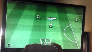 pes 2013 Wii tricks