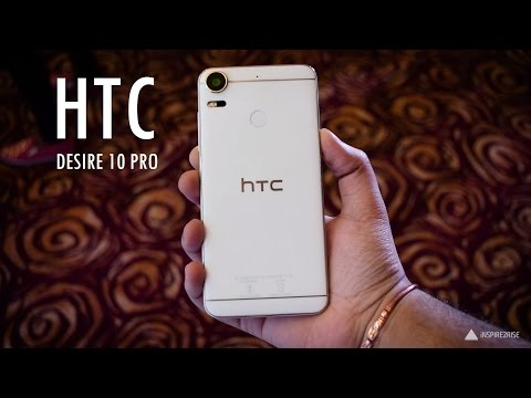 HTC Desire 10 pro hands on review [COMPLETE]