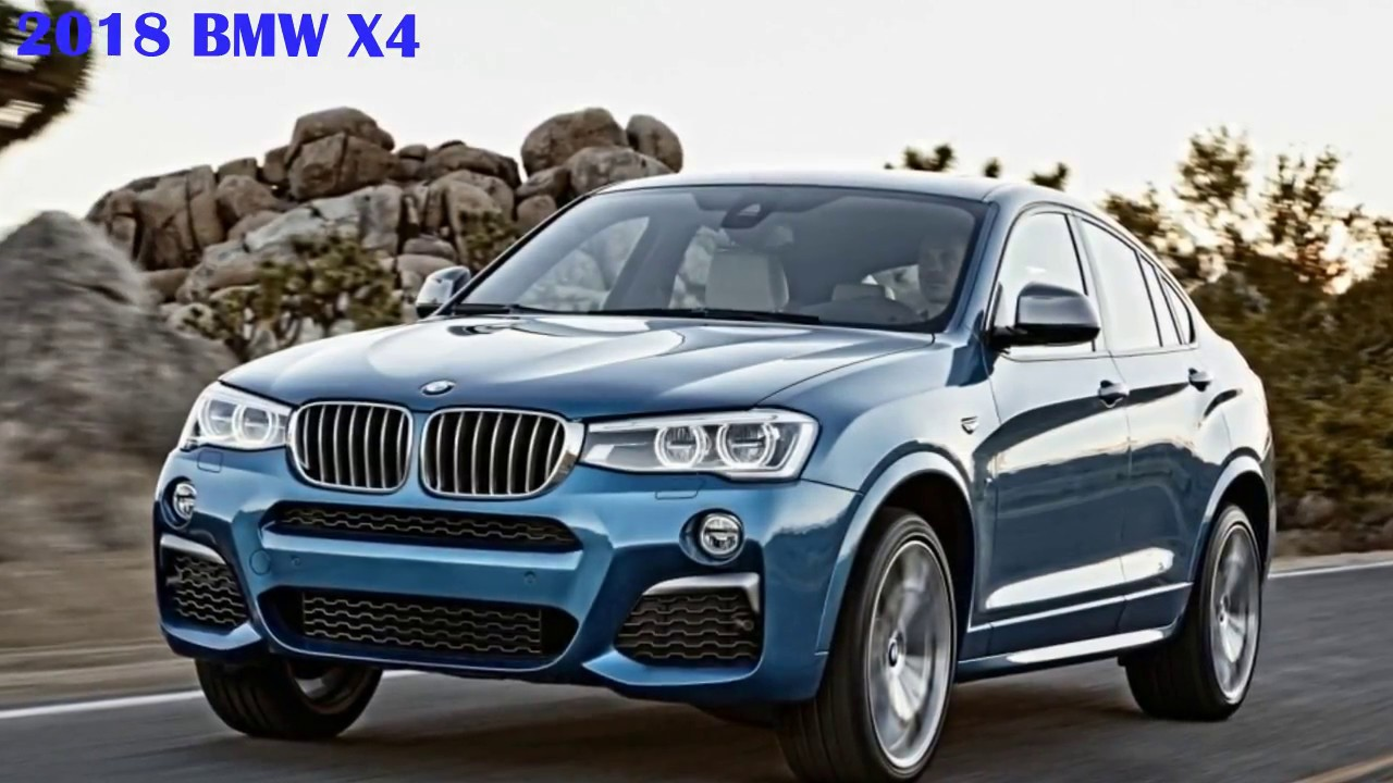 2018 Bmw X4 Youtube