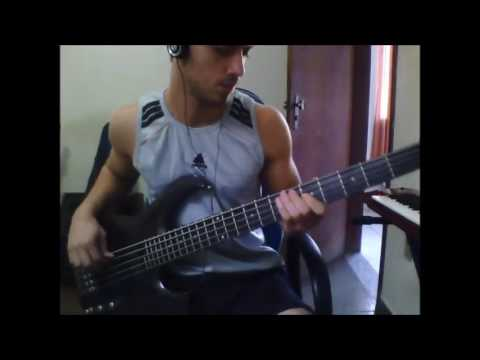 SCORPIONS (Bass Cover) - Nightmare Avenue ~~ E-mail for Tabs ~~