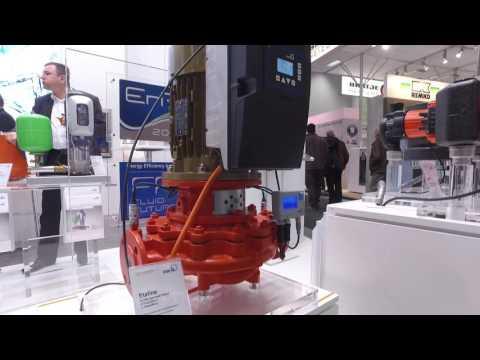 bautec 2016: Produktvideo KSB Aktiengesellschaft - Etaline Pumpe