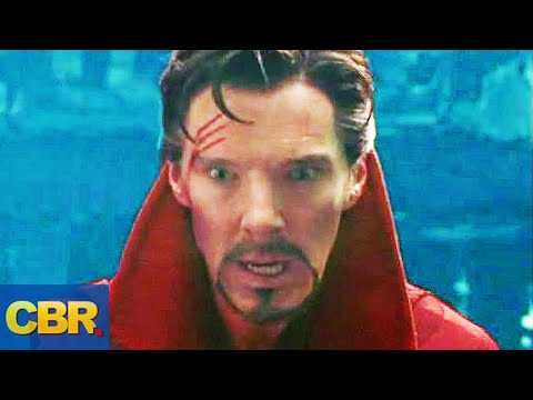 Doctor Strange's Trips Through Time Were More Horrific Than We Thought