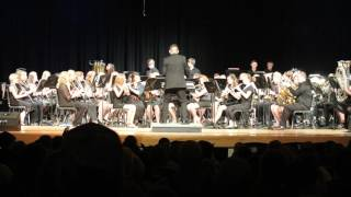 Gallia Academy Symphonic Band - Oceanscapes