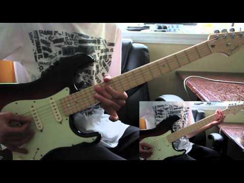 Metallica - Fuel Guitar Cover
