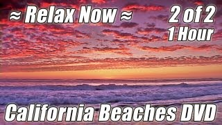 """Ocean Wave"" BEACH MEDITATION #2 Video Relaxation Nature Relaxing Waves Relaxing Sounds Relax"