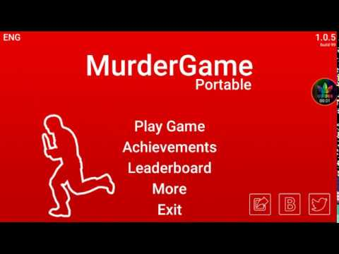 Murder Game Funny Moments: Wal-Mart take, Regions bank robbery etc