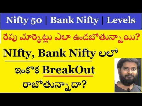 Break Out In Nifty 50 & Bank Nifty? Technical Analysis By Trading Marathon | Stock Market Analysis