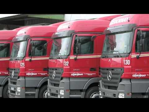 GB Grupajes. Transportes internacionales . International transport