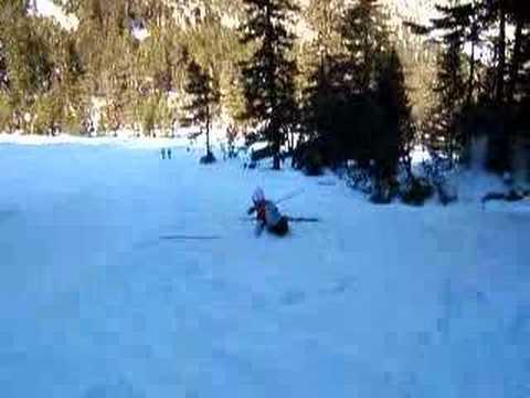 CHUTE REMI stage ski de fonc