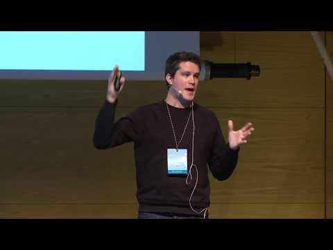 "Mark Bowers • UX Copenhagen 2018 ""The New Reality of (Image) Manipulation"""