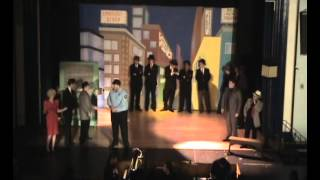 Play Guys and Dolls (reprise)