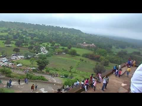 View From Roopmati Mahal - Mandu