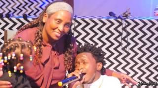 Bahati Mama Performance - Kansas City (Goc Church)