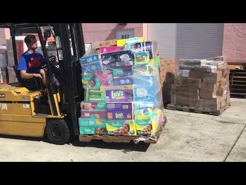 Wholesale Pallets Florida | American Global Liquidators