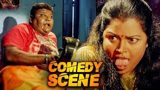 Epic Comedy Scene Of Viraat Movie   Best Comedy Scene   South Indian Hindi Dubbed Best Comedy Scene