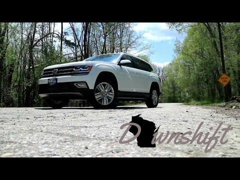 2019 VW Atlas Review - The Masculine Minivan!!