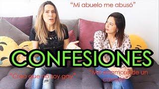 CONFESIONES con @SilviaOlmedo - QUEFISHTV