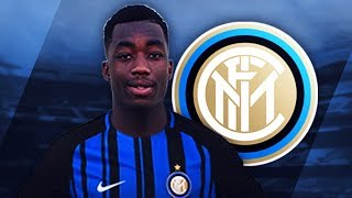 YANN KARAMOH - Welcome to Inter - Amazing Goals, Skills & Assists - 2017 (HD)