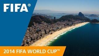 World Cup Host City: Rio de Janeiro