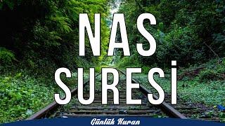 Nas suresi    Sura al-Nas    Kuran dinle