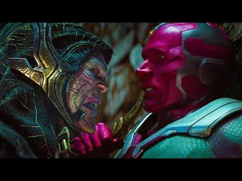 Появление Капитана Америки | Мстители против Чёрного Ордена | Мстители: Война бесконечности