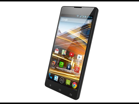 Archos 50 Neon Hard Reset and Forgot Password Recovery, Factory Reset