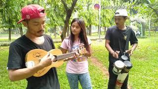 Pengamen kocak    Trio Maut saingan trio Wok wok bawaiin lagu juragan empang