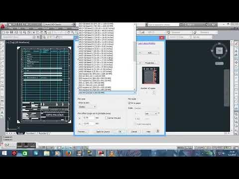 Convert AutoCAD To PDF