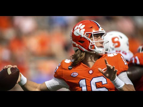 Trevor Lawrence dealing with coronavirus: When can the Clemson ...