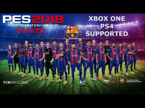 Pes 2018 Pro Evolution Soccer HACK Android IOS PS4 XboxOne Steam