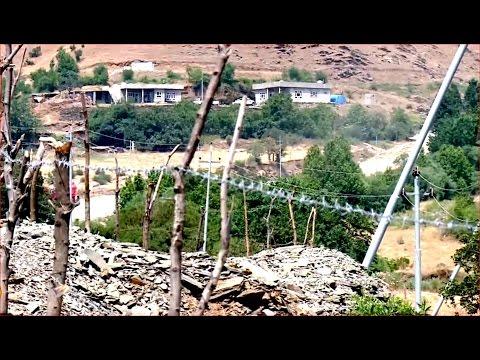 Iran targets Kurdish separatists on Iraq border