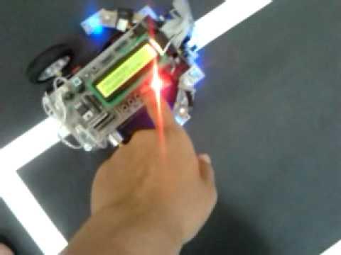Cara Membuat Robot Line Follower Analog Sederhana