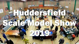 Airfix at the Huddersfield Scale Model Show 2019