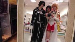 SAO Cosplay at the Mall