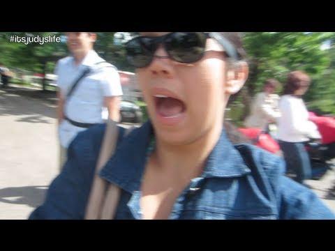 CRAZY AT THE WILD ANIMAL PARK! - June 13, 2013 - itsJudysLife Vlog