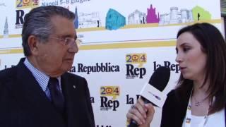 #liveon4g Nathania Zevi Intervista Carlo De Benedetti