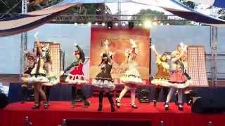 Video NNC+ - Natsuiro Egao de 1, 2, Jump! download MP3, 3GP, MP4, WEBM, AVI, FLV Juni 2018