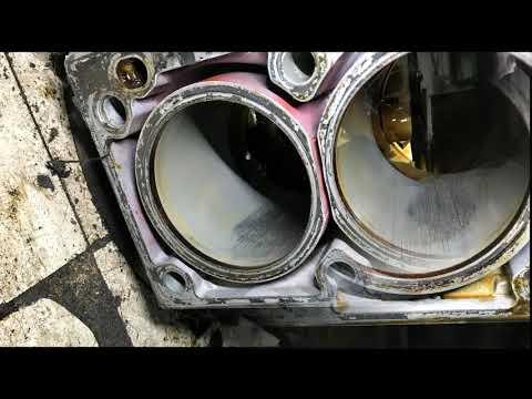 Капитальный ремонт двигателя Mercedes M272 3 5 бензин