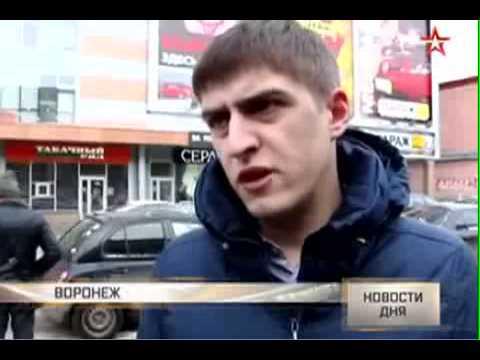 Как бомбят Воронеж и строят дороги
