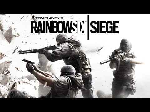 Tom Clancy's Rainbow Six Siege: STREAM TEST (Situation#2)