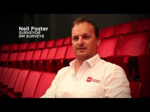 Perth Concert Hall Auditorium 3D Laser Scan Survey